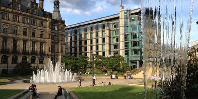 Moving to Sheffield as a student